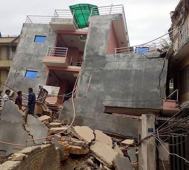 Earthquake Strikes Nepal | HoneyGuide
