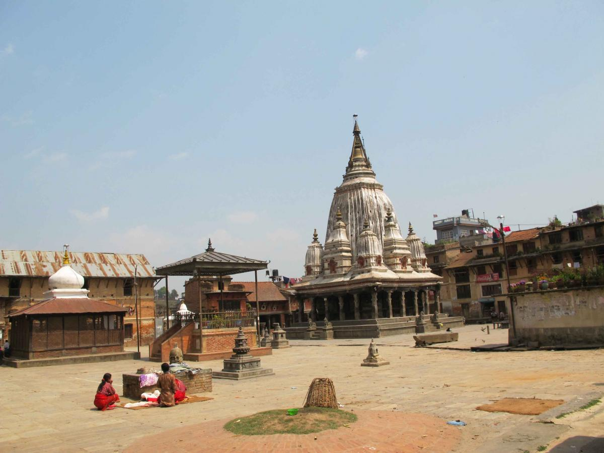 Machindranath temple, Lalitpur, Nepal