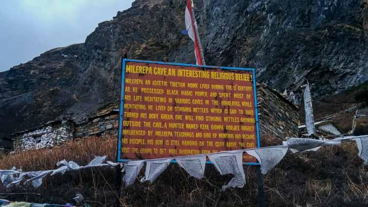 Milarepa Cave