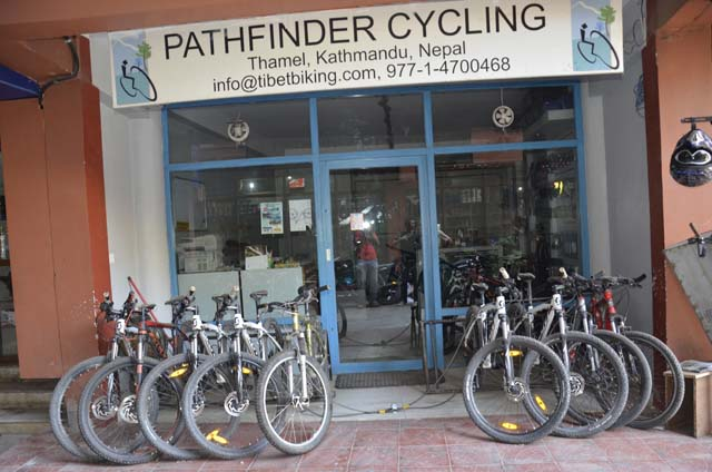 Pathfinder Cycling Nepal