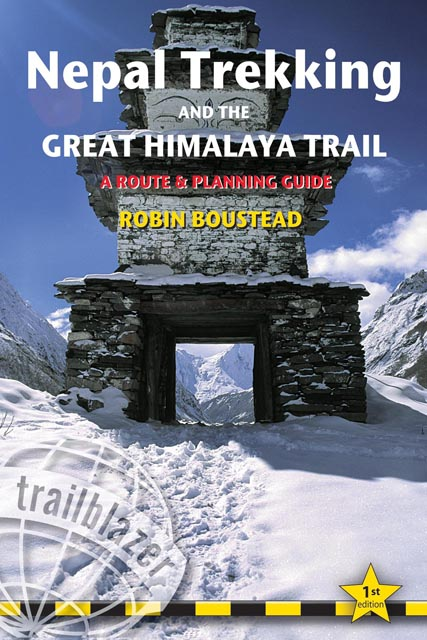 Trail Blazers - Nepal Trekking and The Great Himalaya Trail